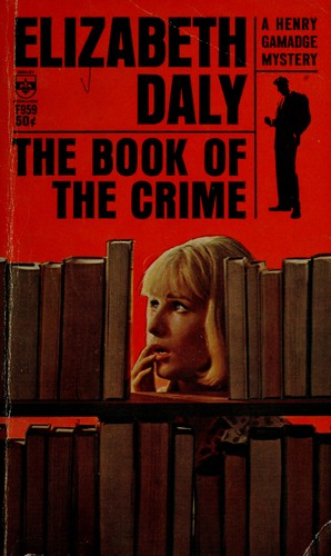 The Book of the Crime by Elizabeth Daly