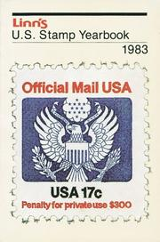 Cover of: U.S. Stamp Yearbook 1983 by Fred Boughner