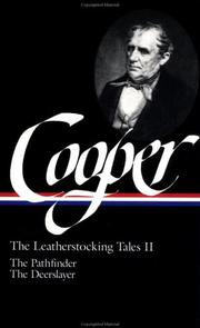 Cover of: The leatherstocking tales by James Fenimore Cooper