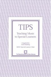 Cover of: Teaching music to special learners | Gail Schaberg
