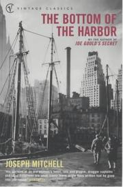Cover of: The Bottom of the Harbor (Vintage Classics) | Joseph Mitchell
