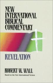 Cover of: Revelation by Robert W. Wall
