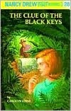 The Clue of the Black Keys (#28) by Carolyn Keene