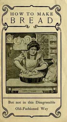 How to make bread by Sallie Bingham Center for Women's History and Culture