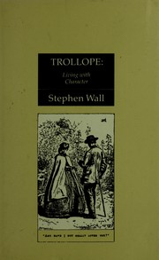 Cover of: Trollope by Stephen Wall