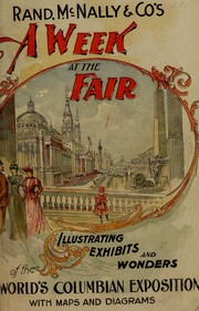 Cover of: Rand, McNally & co.'s A week at the fair by Stuart C. Wade