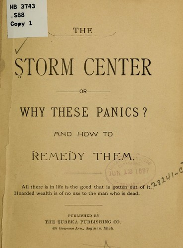 The Storm center by