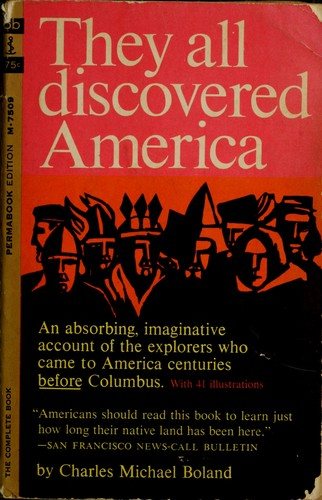 They all discovered America by Charles Michael Boland