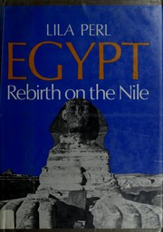 Cover of: Egypt by Lila Perl