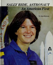 Cover of: Sally Ride, Astronaut | June Behrens