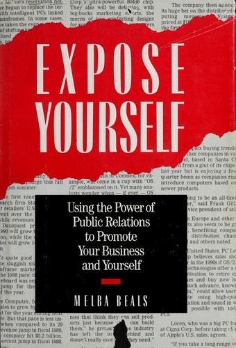 Expose yourself by Melba Beals