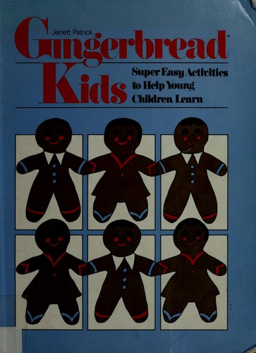 Gingerbread kids by Jenett Patrick