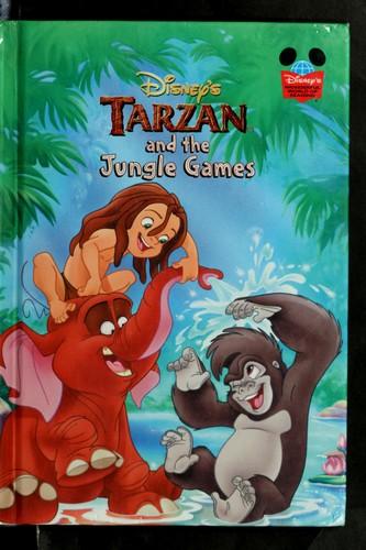 Disney S Tarzan And The Jungle Games Open Library