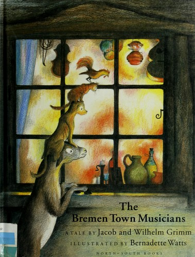 Bremen Town Musicians by North-South Staff