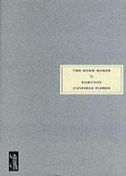 Cover of: The Home-maker | Dorothy Canfield Fisher