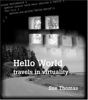 Cover of: Hello World by Sue Thomas