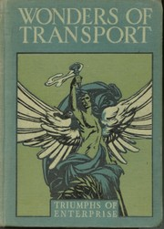 Cover of: Wonders of transport | Cyril Hall