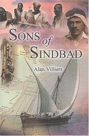 Cover of: Sons of Sinbad | Alan Villiers