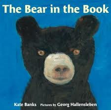 The bear in the book by Kate Banks