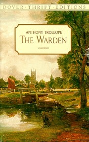Cover of: The Warden by Anthony Trollope