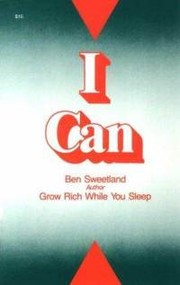 Cover of: I can! | Ben Sweetland