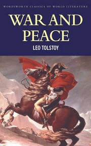 Cover of: War and Peace (War & Peace) | Tolstoy