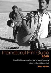 "Cover of: The ""Guardian"" International Film Guide 