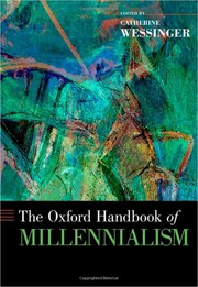 Cover of: The Oxford Handbook of Millennialism by Catherine Wessinger
