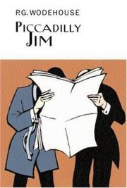 Cover of: Picadilly Jim by P. G. Wodehouse