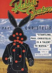 Cover of: Rabbit season by Paul Christelis