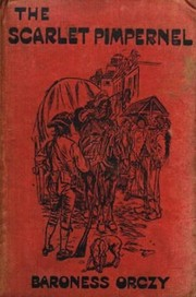 Cover of: The Scarlet Pimpernel by Baroness Emmuska Orczy