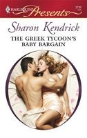 Cover of: The Greek Tycoon's Baby Bargain | Sharon Kendrick