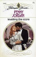 Levelling the score by Penny Jordan