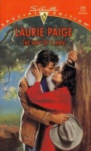 Cover of: The Way Of A Man by Laurie Paige