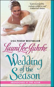 Cover of: Wedding of the season by Laura Lee Guhrke