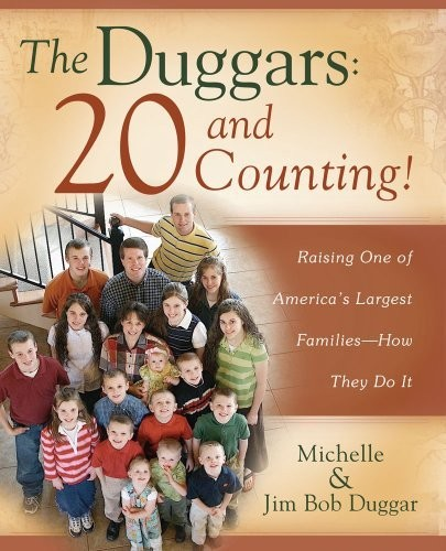 The Duggars by Jim Bob Duggar