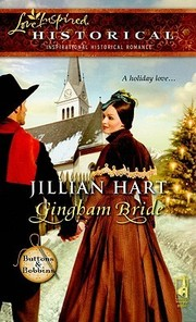 Cover of: Gingham Bride | Jillian Hart