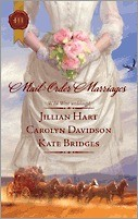 Cover of: Mail-order marriages | Jillian Hart
