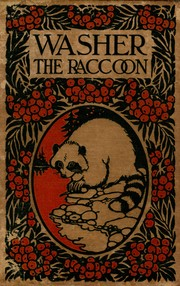 Cover of: Washer the raccoon by Walsh, George Ethelbert