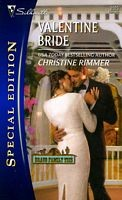 Cover of: Valentine Bride by Christine Rimmer