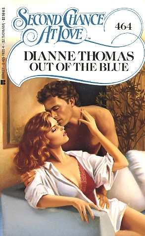 Out of the blue by Dianne Thomas