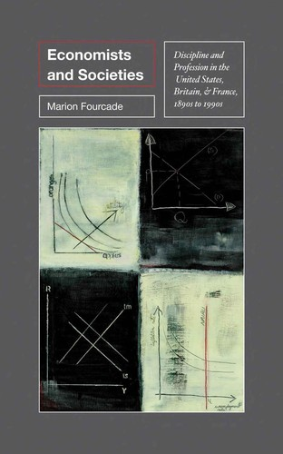 Economists and societies by Marion Fourcade