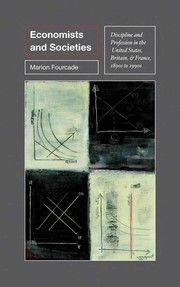 Cover of: Economists and societies | Marion Fourcade