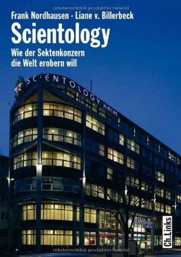 Scientology by Frank Nordhausen