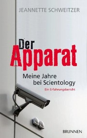 Cover of: Der Apparat | Jeannette Schweitzer