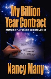 Cover of: My Billion Year Contract by Nancy Many