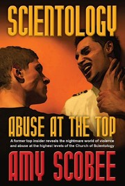 Cover of: Scientology by Amy Scobee