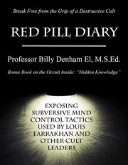 Cover of: Red Pill Diary by Billy Denham El