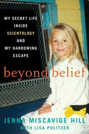 Cover of: Beyond Belief by Jenna Miscavige Hill