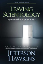 Cover of: Leaving Scientology by Jefferson Hawkins